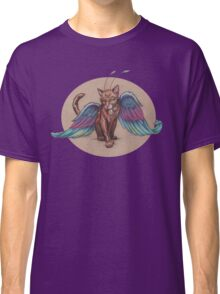 Some kitties are more regal than others (but all kitties think they are royalty) Classic T-Shirt
