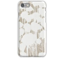 Cy Twombly 1928 - 2011 UNTITLED iPhone Case/Skin