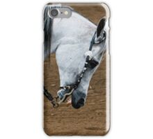 Arabian Show Horse iPhone Case/Skin