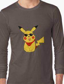 Team Valor Pikachu Long Sleeve T-Shirt