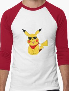 Team Valor Pikachu Men's Baseball ¾ T-Shirt