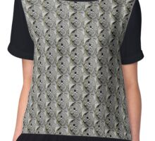 Contemplation - COAT OF ARMS Chiffon Top