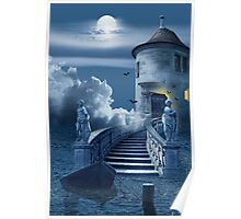 The mystical castle  Poster