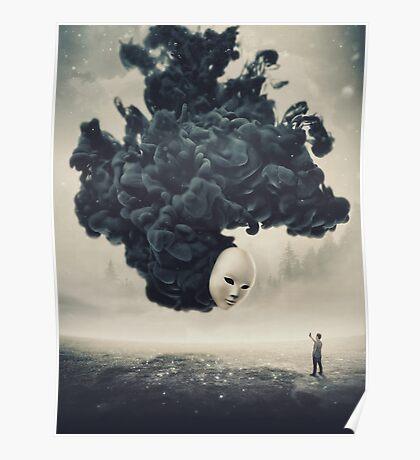 The Selfie A Dark Surrealism Poster