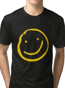 Smile if You're Bored Tri-blend T-Shirt