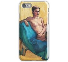 Black Stockings iPhone Case/Skin
