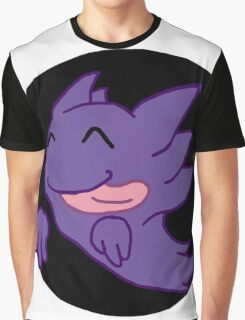Happy Haunter Graphic T-Shirt