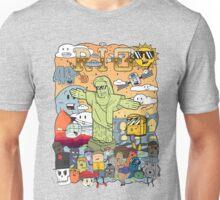 The Face of Rio - All Rio Unisex T-Shirt