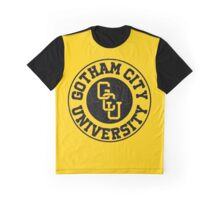 Gotham City University Graphic T-Shirt