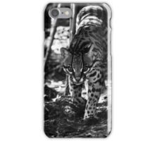 Stalking Leopard iPhone Case/Skin