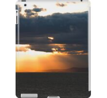 Gilded Horizon iPad Case/Skin