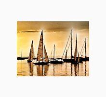 Sailboats at Sunset Unisex T-Shirt