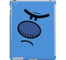Mr. Grumpy iPad Case/Skin