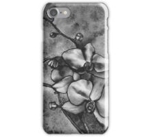 Orchid Watercolour iPhone Case/Skin