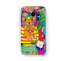 A hint of colourful symmetry Samsung Galaxy Case/Skin