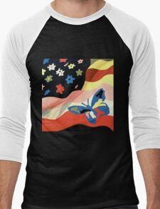 The Avalanches - Wildflower Men's Baseball ¾ T-Shirt