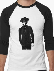 Chimp suit Men's Baseball ¾ T-Shirt