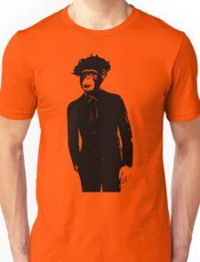 Chimp suit Unisex T-Shirt