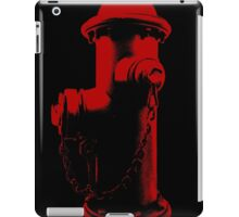 Fire Red iPad Case/Skin