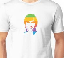 Steve Jobs - Apple Colors Unisex T-Shirt