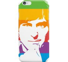 Steve Jobs - Apple Colors iPhone Case/Skin