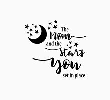 The Moon and the Stars Unisex T-Shirt