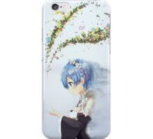 Re Zero Hajimeru iPhone Case/Skin