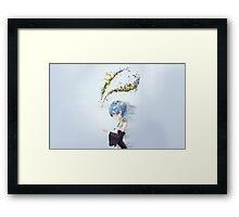 Re Zero Hajimeru Framed Print