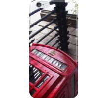 London Telephone iPhone Case/Skin