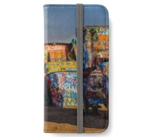Cadillac Ranch iPhone Wallet/Case/Skin