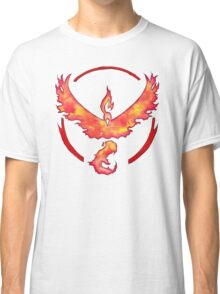 Watercolor Team Valor Logo Classic T-Shirt