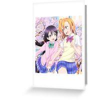 NicoHono ♡ Greeting Card