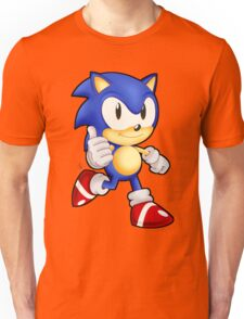 Classic Sonic the Hedgehog Unisex T-Shirt