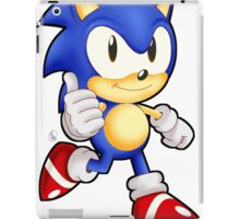 Classic Sonic the Hedgehog iPad Case/Skin