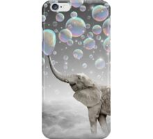 The Simple Things Are the Most Extraordinary (Elephant-Size Dreams) iPhone Case/Skin