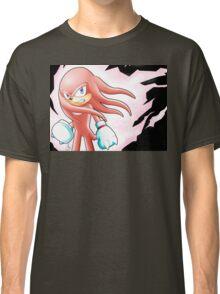 Hyper Knuckles the Echidna Classic T-Shirt