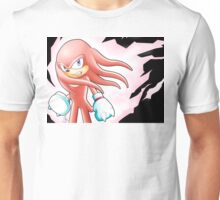 Hyper Knuckles the Echidna Unisex T-Shirt