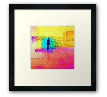 Art Obsession Framed Print