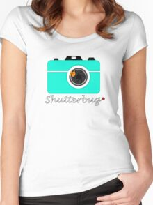 Shutterbug Women's Fitted Scoop T-Shirt