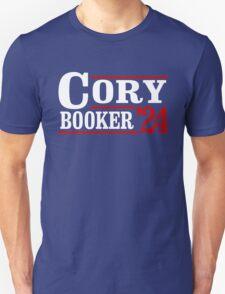 Cory Booker 2024 Unisex T-Shirt
