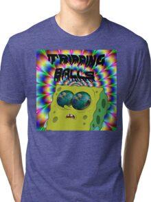 Tripping SpongeBalls Tri-blend T-Shirt