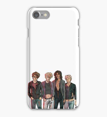 Punk Marauders iPhone Case/Skin
