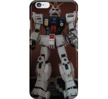 MS Gundam RX-78-2 Gunpla iPhone Case/Skin