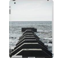 Pipeline To Ocean iPad Case/Skin