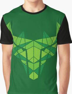 Deer Head Graphic T-Shirt