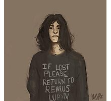 Sirius Black Photographic Print