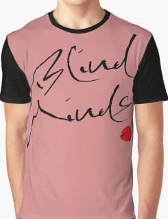 Blind Minds Design 4 Graphic T-Shirt