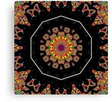 Prismatic Intentions Canvas Print