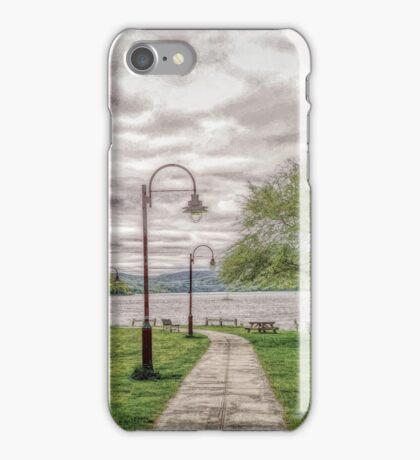 Hudson River, NY iPhone Case/Skin