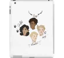 Marauders iPad Case/Skin